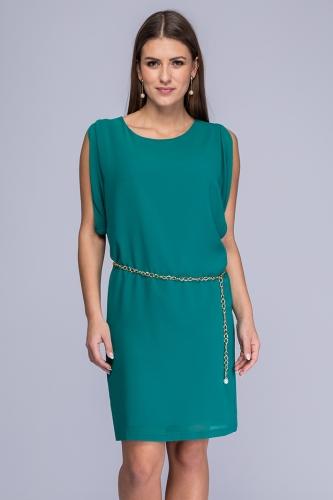 5e745af131 Sukienka morska żorżeta Sara ...